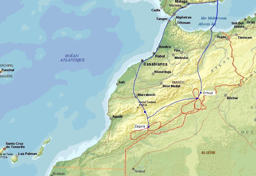 telecharger gps maroc gratuit